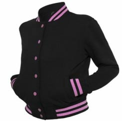 womens letterman jacket