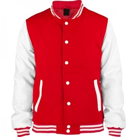 cotton varsity jackets