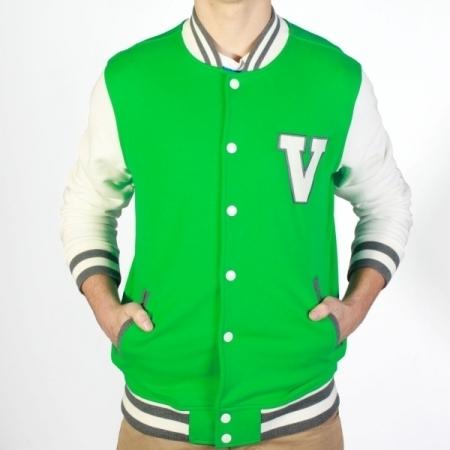 cotton varsity jacket wholesale