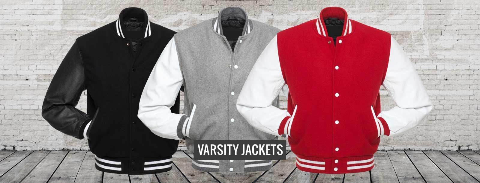 Varsity Jackets-Custom Varsity Jackets-Varsity Letterman jackets